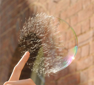 popping-soap-bubble